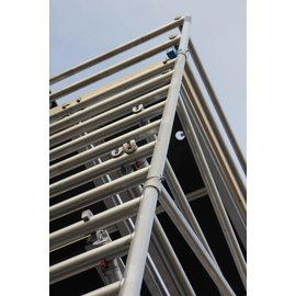 ASC ® Alu-Rollgerüst 135-305 bis 6,30 m, Profi