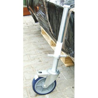 ASC ® Alu-Rollgerüst 135-305 bis 15,30 m, Profi-Gerüst nach N-EN 1004 & 1298, TÜV/GS