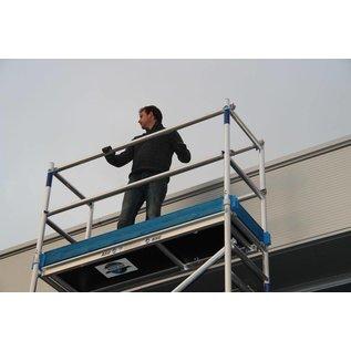 ASC ® Alu-Rollgerüst 75-305 bis 13,30 m, Profi-Gerüst nach N-EN 1004 & 1298