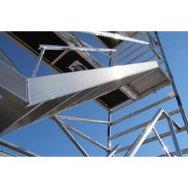 ASC ® Treppenturm 135-250, mit 12 m Arbeitshöhe