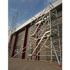 ASC ® Treppenturm 135-250 mit 6 m Arbeitshöhe