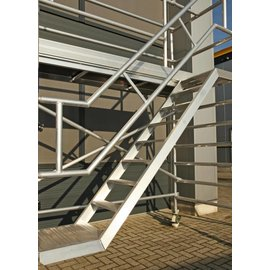 ASC ® Treppenturm 135-305 mit 4 m Arbeitshöhe