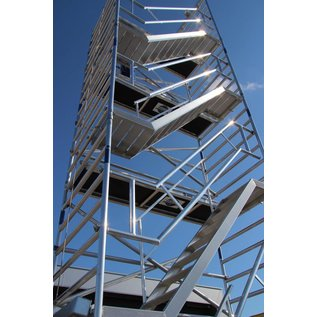 asc treppenturm ger stturm treppenger st 135 305. Black Bedroom Furniture Sets. Home Design Ideas