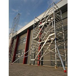 ASC ® Treppenturm 135-305 mit 8 m Arbeitshöhe