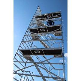 ASC ® Treppenturm 135-305 mit 12 m Arbeitshöhe