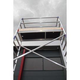 ASC ® Alu-Rollgerüst 75-200 bis 4,30 m, Profi