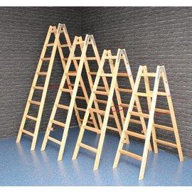 JUMBO JUMBO Holzleiter 5 - 8 Sprossen