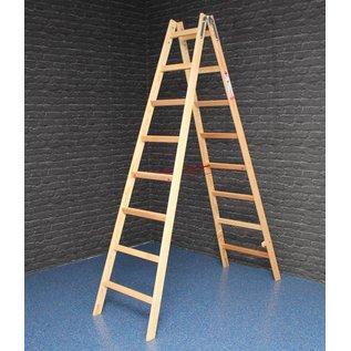 JUMBO JUMBO Holzleiter 4 - 8 Sprossen