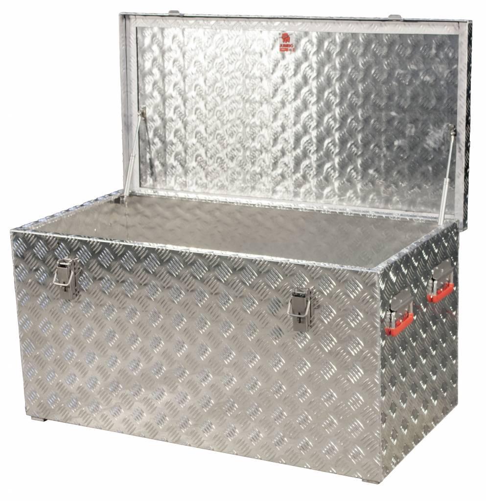 jumbo truck box staubox alu transportkiste lkw. Black Bedroom Furniture Sets. Home Design Ideas