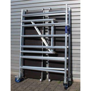 ASC ® Zimmerfahrgerüst XL, Rollgerüst, große Plattform, TÜV/GS geprüft