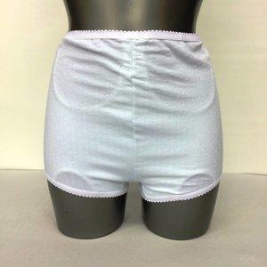 CUI Wear Ladies Short White Twin