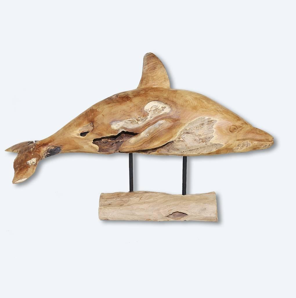 Allermöbel Delphin aus Teakholz