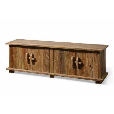 Teak Sideboard Flintstone - 230cm