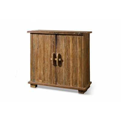 Teak Highboard Flintstone