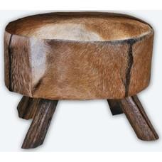 Ziege Sitzpuff