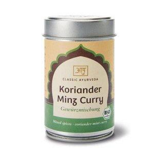Koriander Minz Curry im Steuer 50g