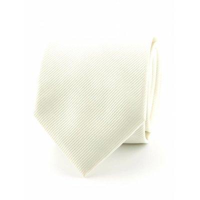 Zijde stropdas Wit