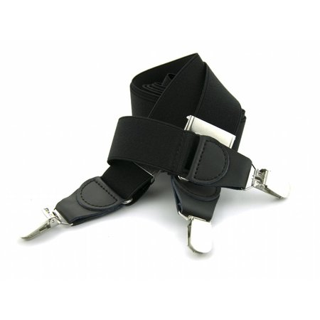 Bretels zwart elastische