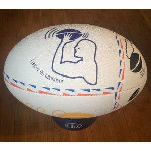PLAYBVII Training Ball 3D size 4