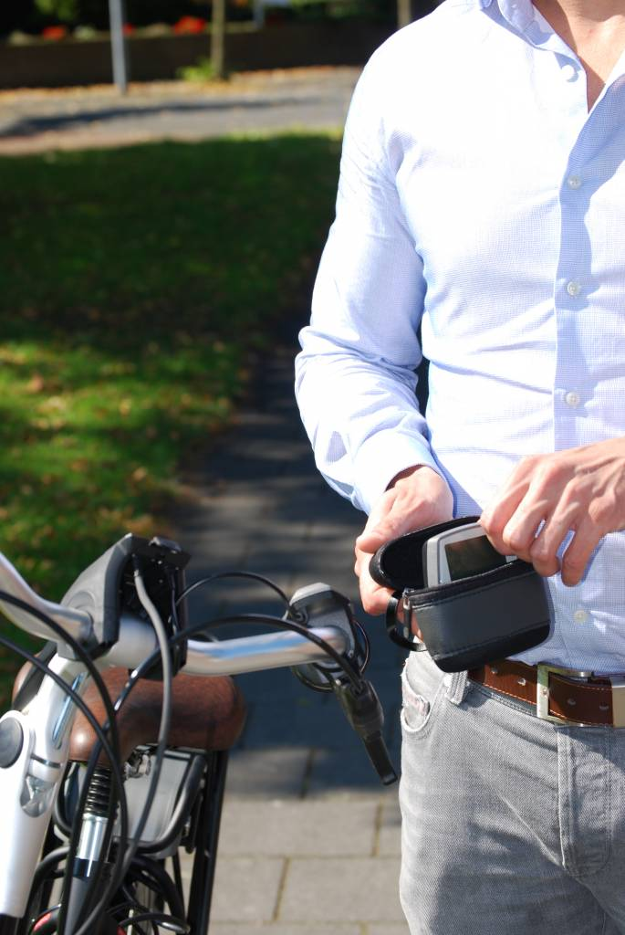 Hartschalentasche für Display