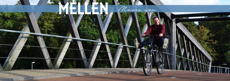 Mellen moves you ebike