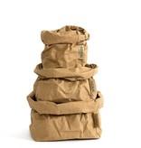 Uashmama Paper Bag Medium bruin