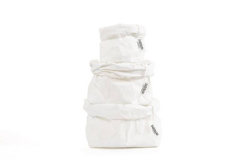 Uashmama Paper Bag Large wit