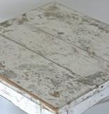 Oud Krukje 40x40x48cm, wit