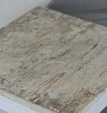 Oud Krukje 40x39x48cm, wit