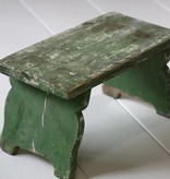 Oud Krukje 35x19x19cm, groen