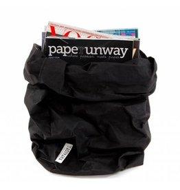 Uashmama Paper Bags Extra Large zwart