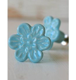 Harveys Knop bloem blauw