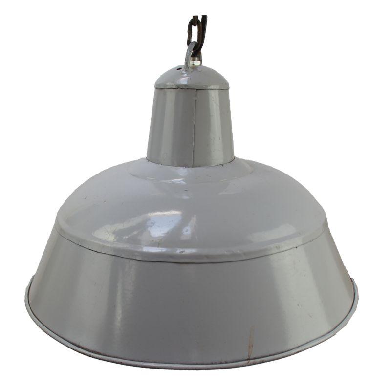 Brocante slaapkamer lampen for Kleine industriele hanglamp