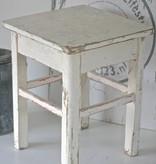 Oud Krukje 40x40x50cm, wit
