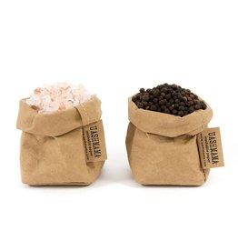 Uashmama Paper Bag XS Small bruin