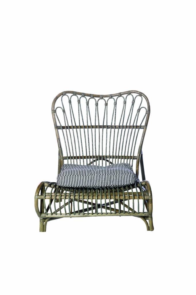 House doctor rotan stoel 90x55x80cm bruin label123 for House doctor stoel