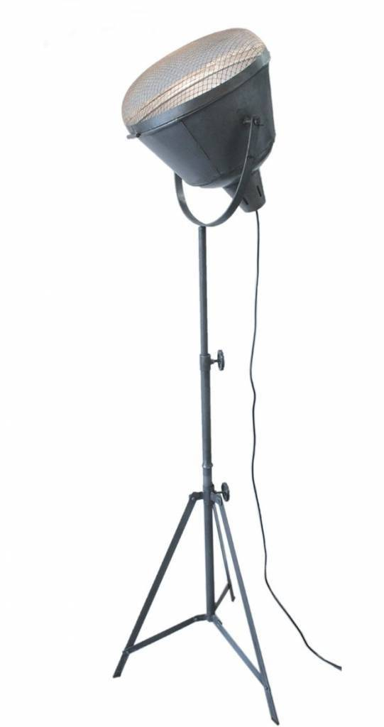 Label51 Industriële vloerlamp 'Gaas'