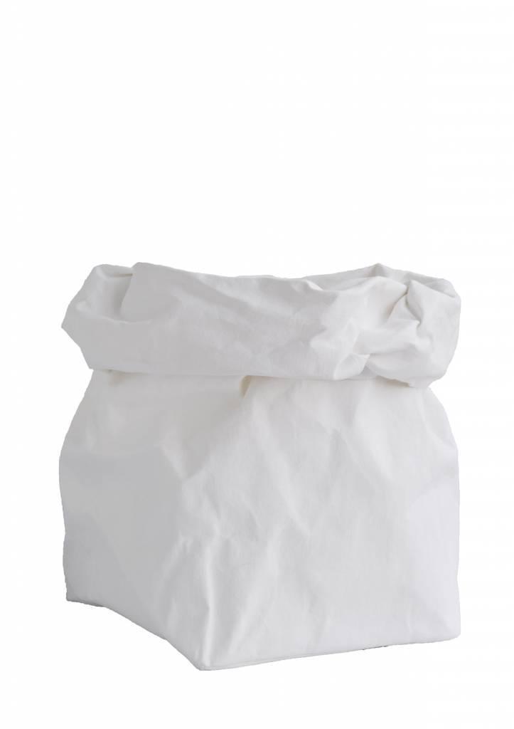Uashmama Paper Bag Large Plus wit