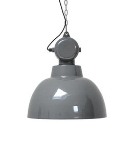 HK Living Industrielamp factory L grijs