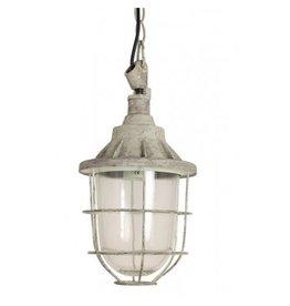 Hanglamp 'Quarry' M grijs