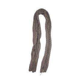 Zusss Sjaal 'lange lummel' grijs