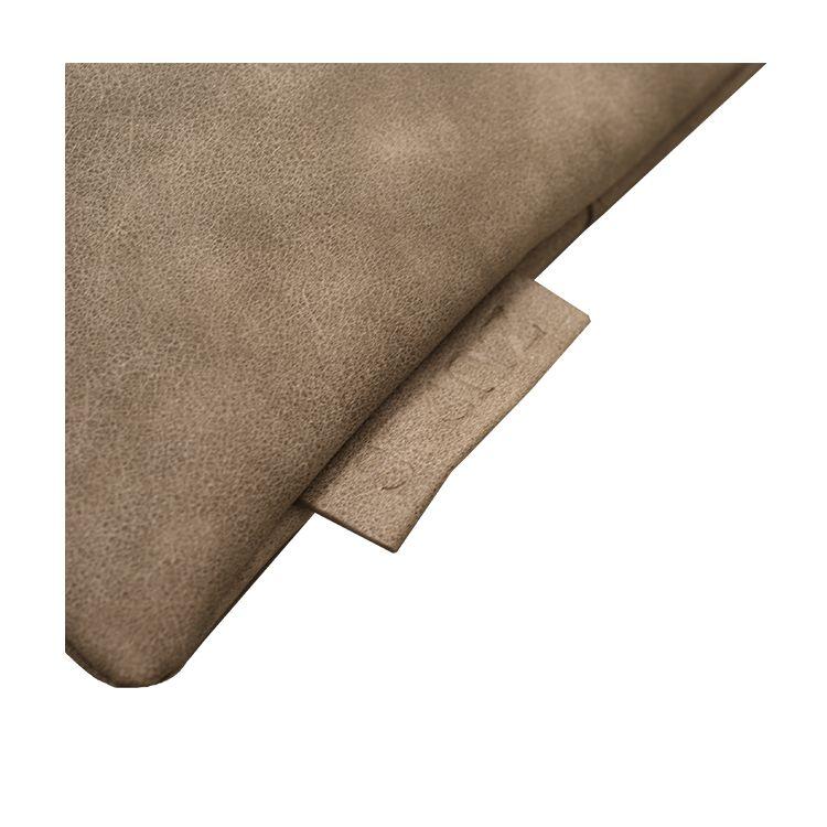 Zusss Eenvoudige tas M 28x30cm, nat zand