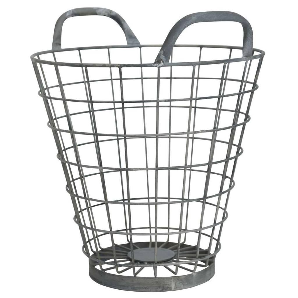 IB Laursen opbergmand 'basket', Dia 38x44cm, klein