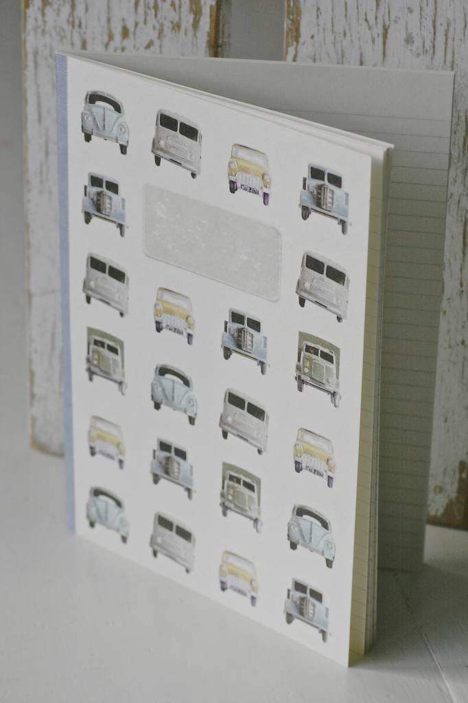 Schrift Studio Ditte Auto's, A5-formaat