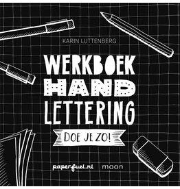 Paperfuel Werkboek Handlettering doe je zo!