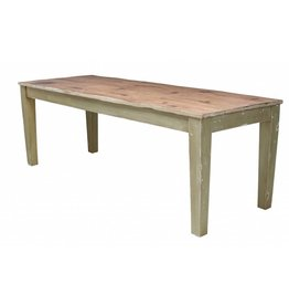 Storebror Houten tafel eenvoudig model