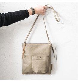 Zusss Eenvoudige tas M, krijt