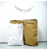 XL Paperbag wit