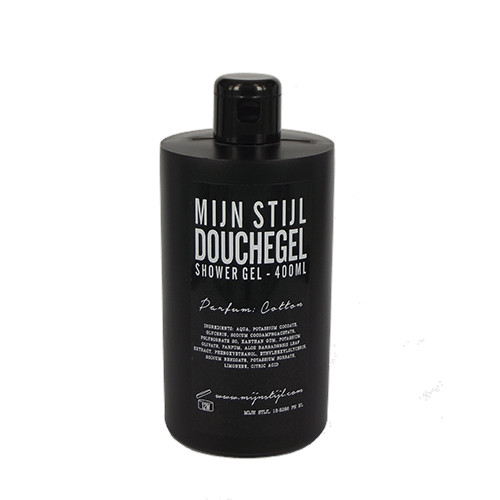 Puur Zeep Douchegel Parfum Cotton, 400ml