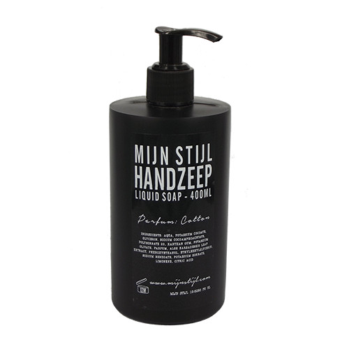 Puur Zeep Handzeep Parfum Cotton, 400ml